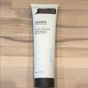 New Ahava Hand Cream